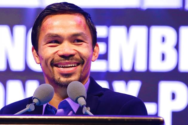 No Manny Pacquiao-Floyd Mayweather Superfight Means Neither Star Owns This Era