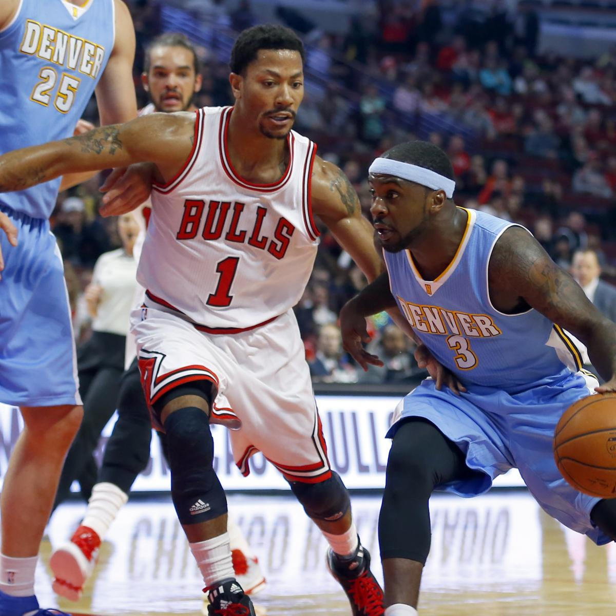 Chicago Bulls Vs. Denver Nuggets: Live Score, Highlights