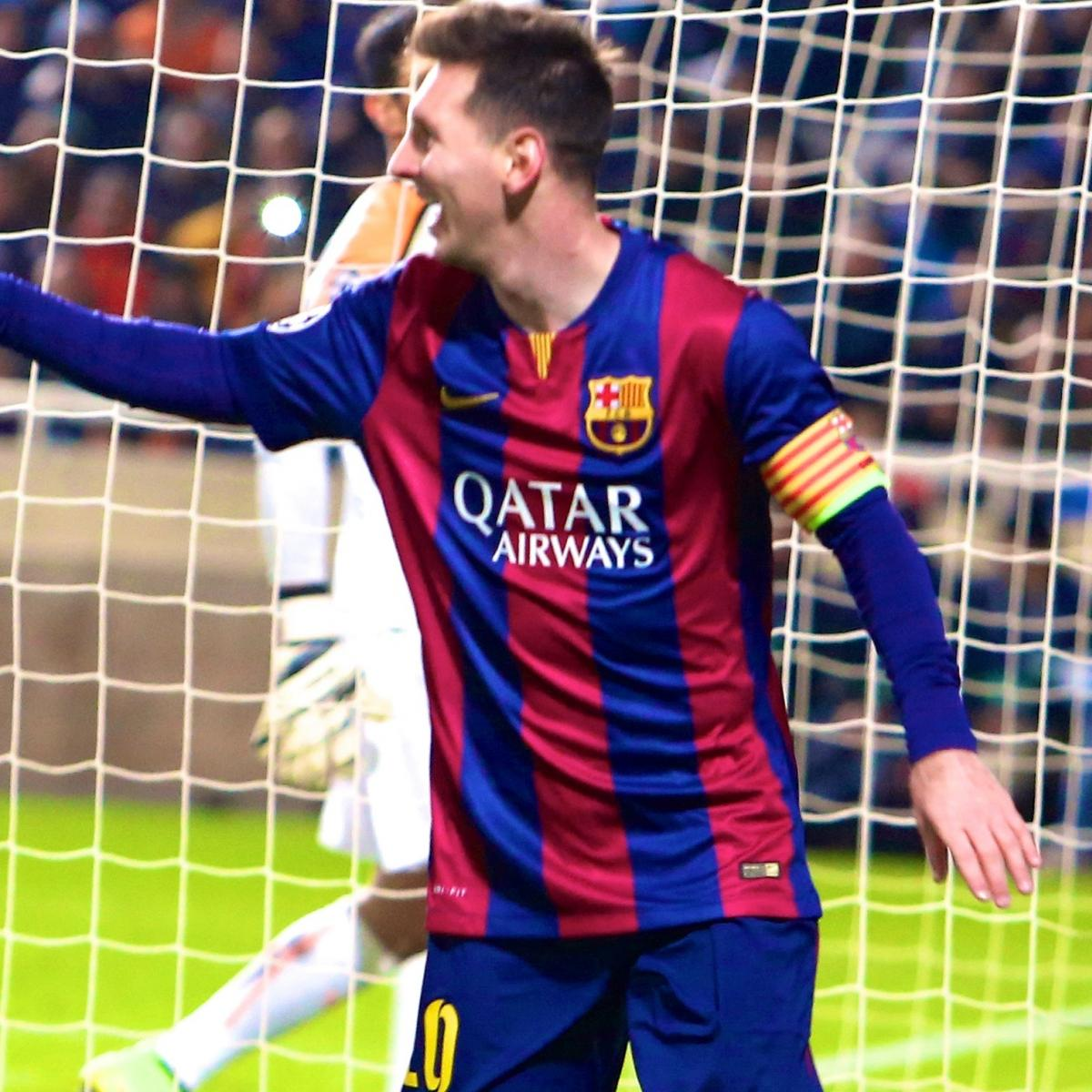 Liverpool 4 0 Barcelona Result 4 3 Agg: Apoel Vs. Barcelona: Score, Grades And Reaction From