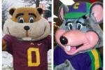 Minnesota, Wisconsin Mascots Roast Each Other