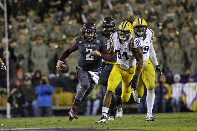 LSU Tigers Vs. Texas A&M Aggies: Betting Odds, Analysis
