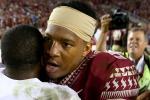 Jameis, Seminoles Lift Spirits of Young Fan