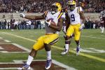 Fournette Leads LSU Over Texas A&M, 23-17