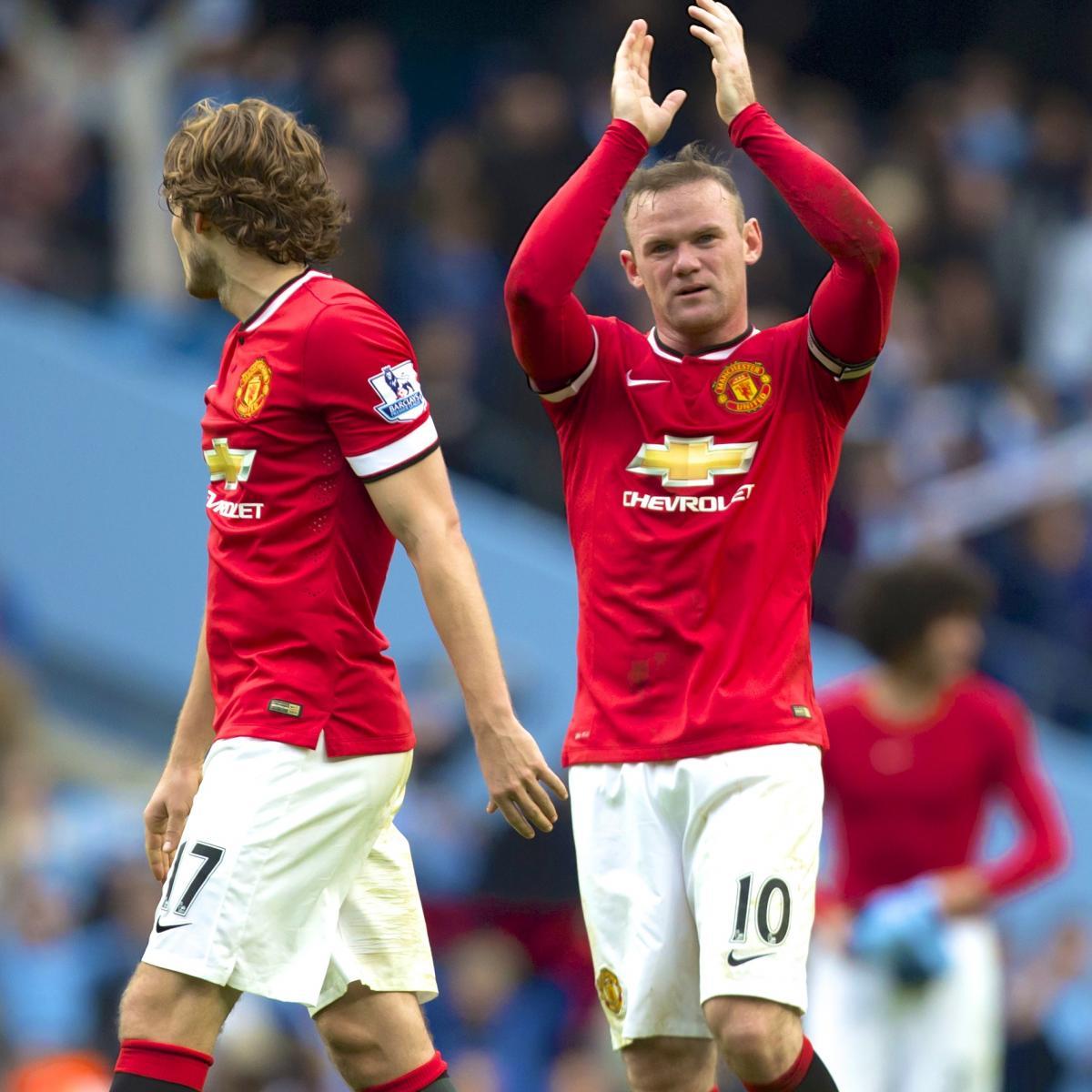 Psg Vs Manchester City Live Score Highlights From: Manchester United Vs. Hull City: Live Score, Highlights