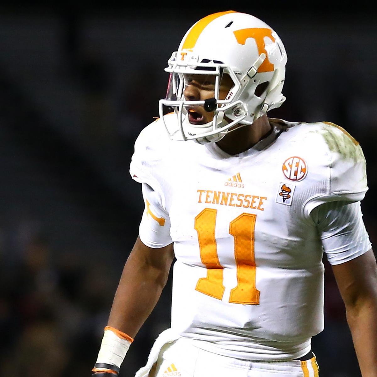 Tennessee Vs. Vanderbilt: Live Score And Highlights