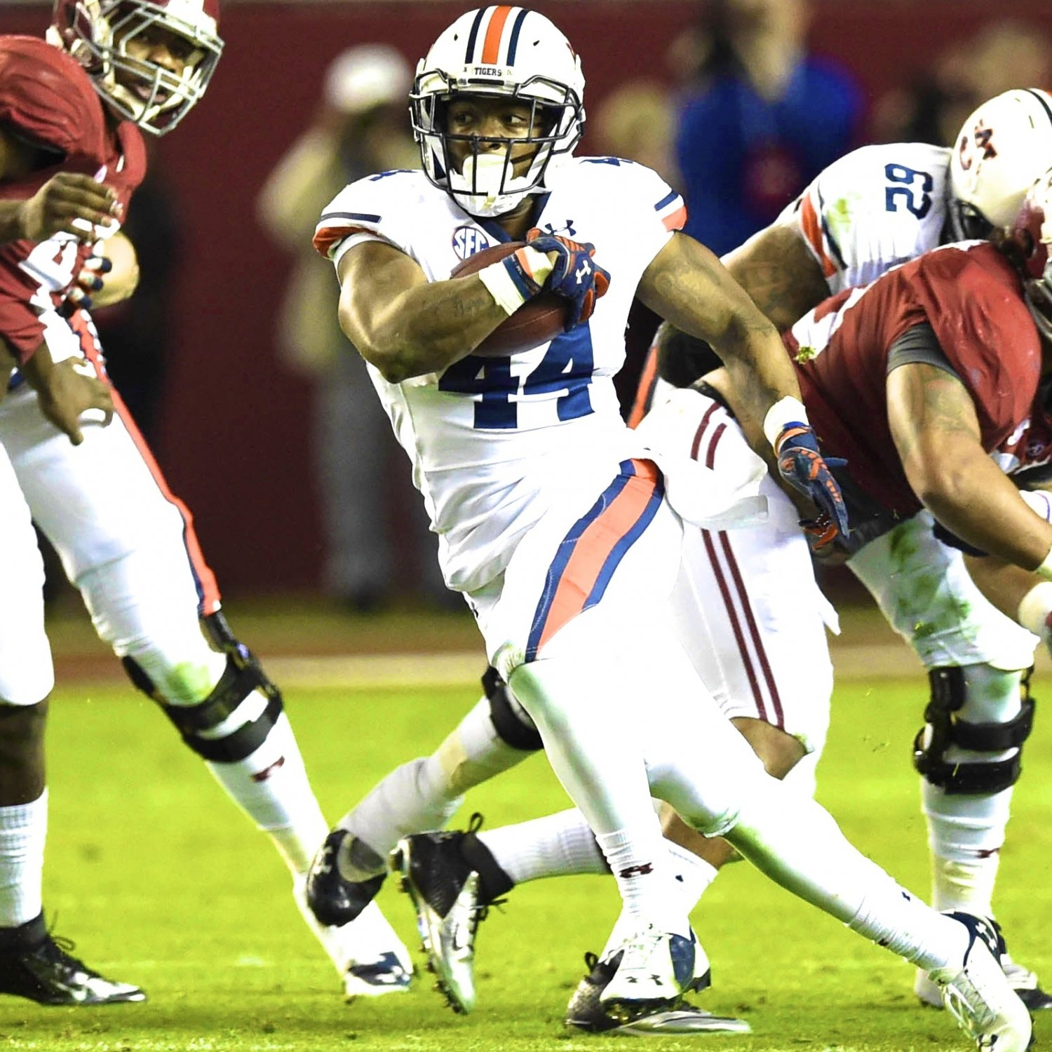 Auburn vs. Alabama: Live Score and Highlights | Bleacher ...