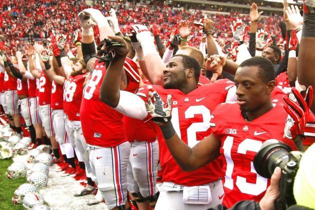 College Football Playoff Rankings: Biggest Takeaways from Week 14