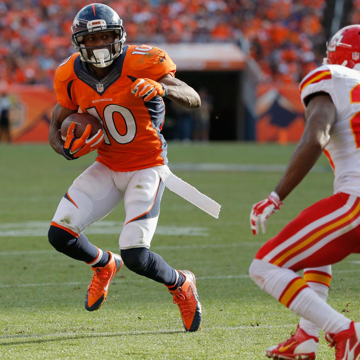 Denver Broncos Vs. Kansas City Chiefs: Live Denver Score