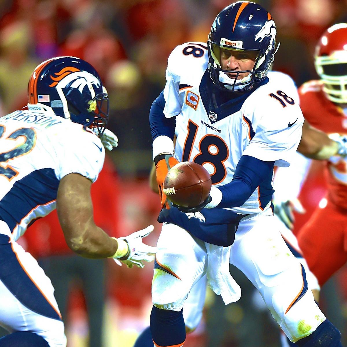 Denver Broncos Put Chokehold On AFC West With Well-Rounded