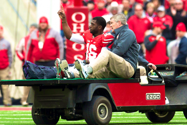 Ohio State's Quarterback Injury Shouldn't Keep Buckeyes out of Playoff
