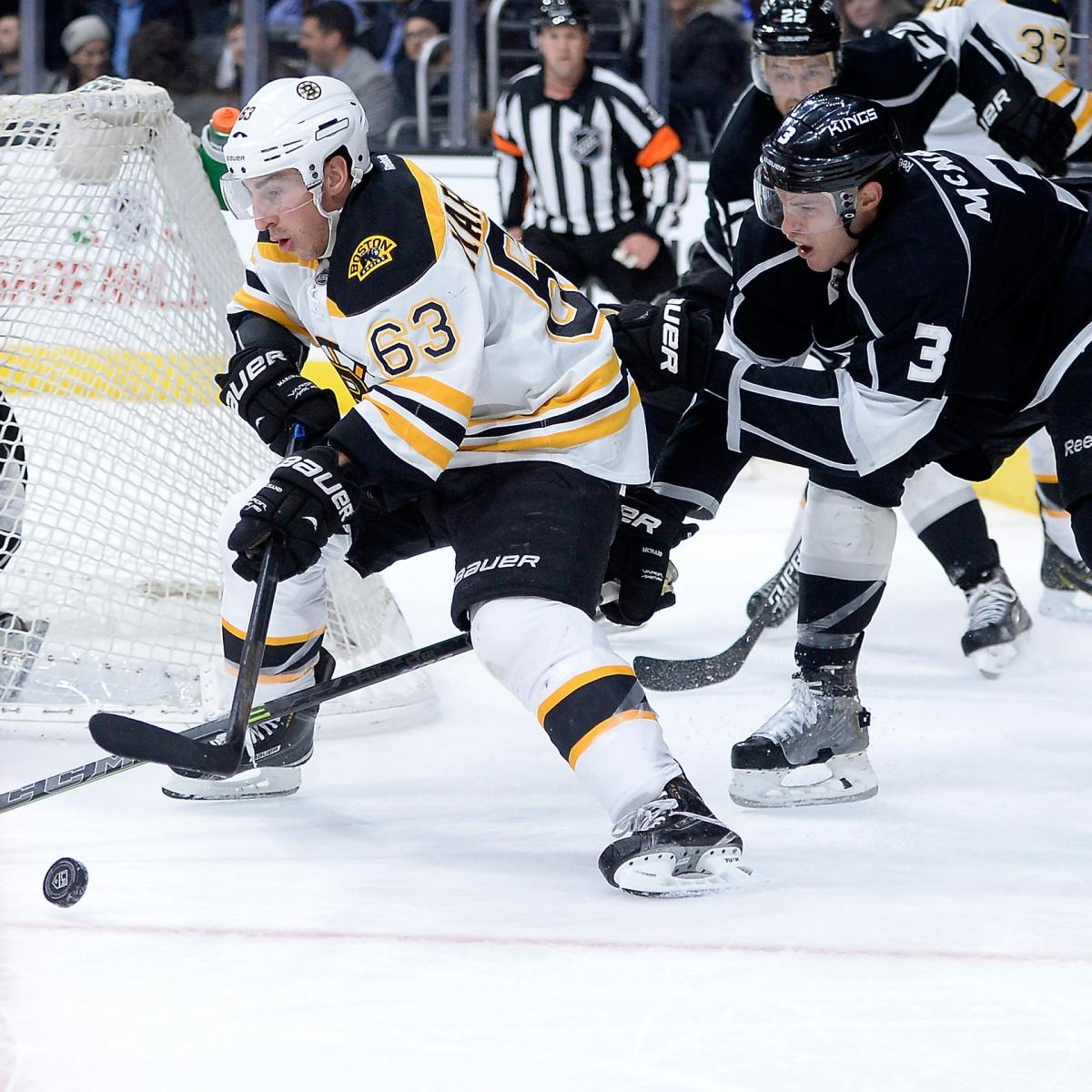 Assertive Attack Is Boston Bruins' Main Missing Ingredient