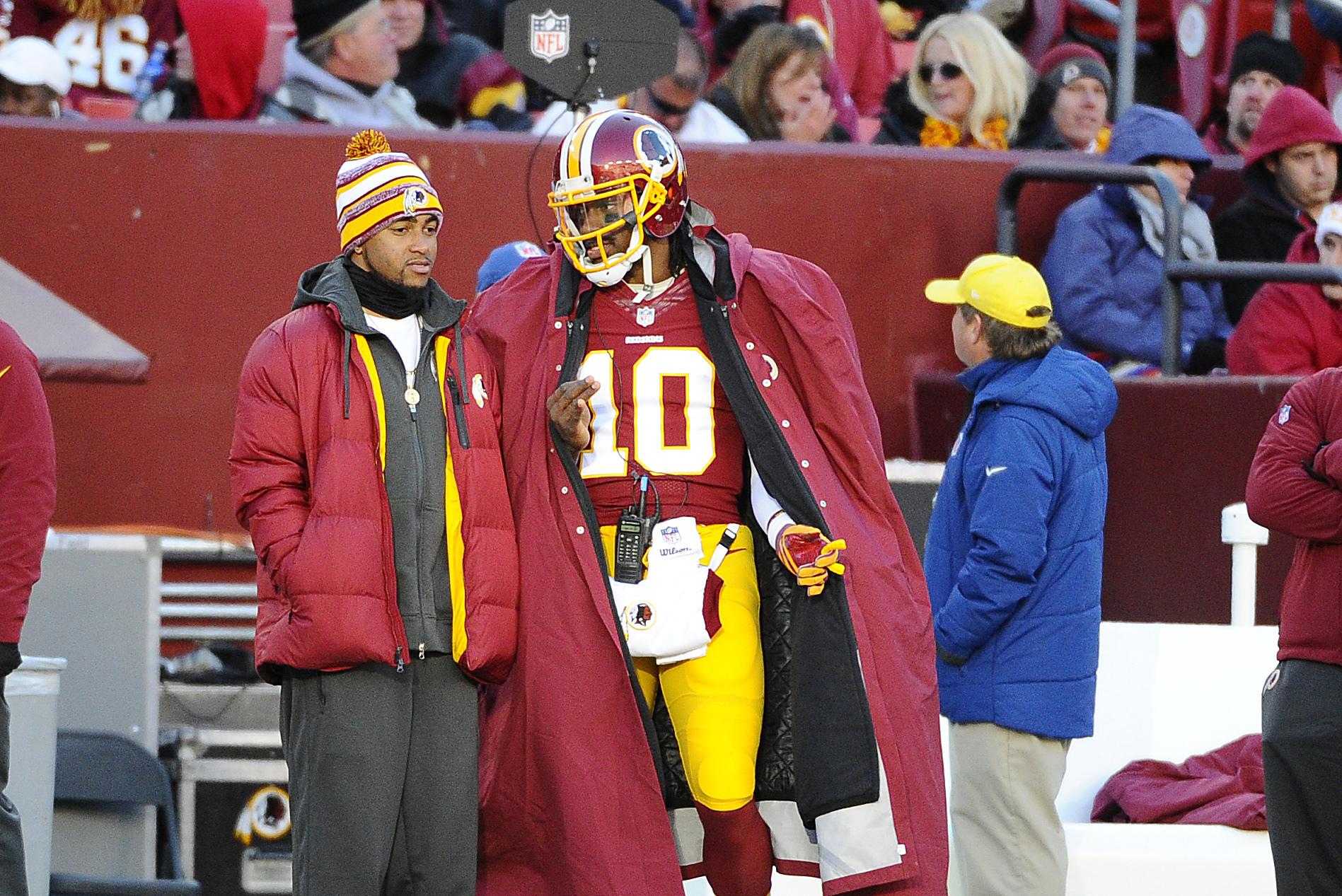 NFL Jersey's Youth Washington Redskins Frank Kearse Pro Line Team Color Jersey