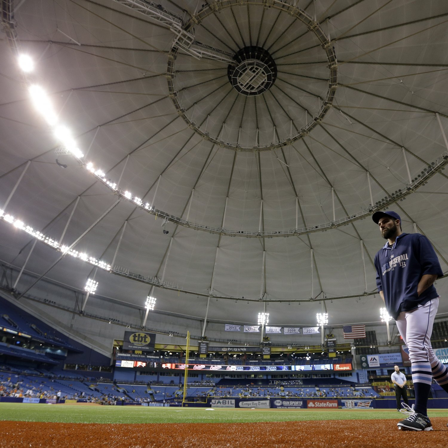 Tampa Bay Rays Reach Agreement to Search for New Stadium ...