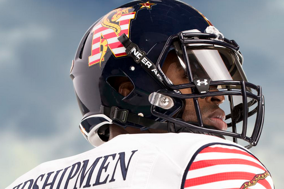 Navy to Wear Custom 'Don't Tread on Me' Uniforms for Army-Navy Game