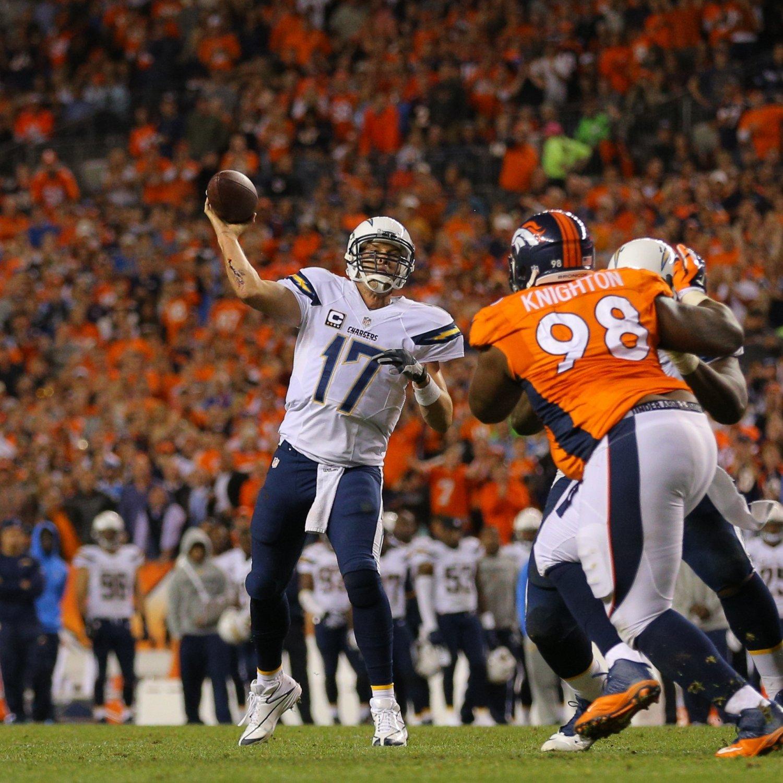 San Diego Chargers Broncos: Denver Broncos Vs. San Diego Chargers: Complete Week 15