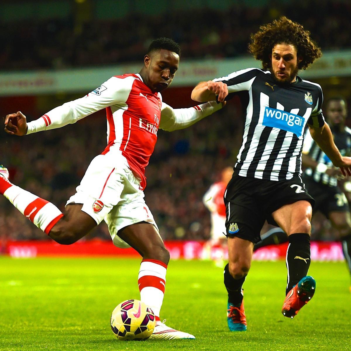 Arsenal Vs Tottenham Live Score Highlights From Premier: Arsenal Vs. Newcastle United: Live Score, Highlights From