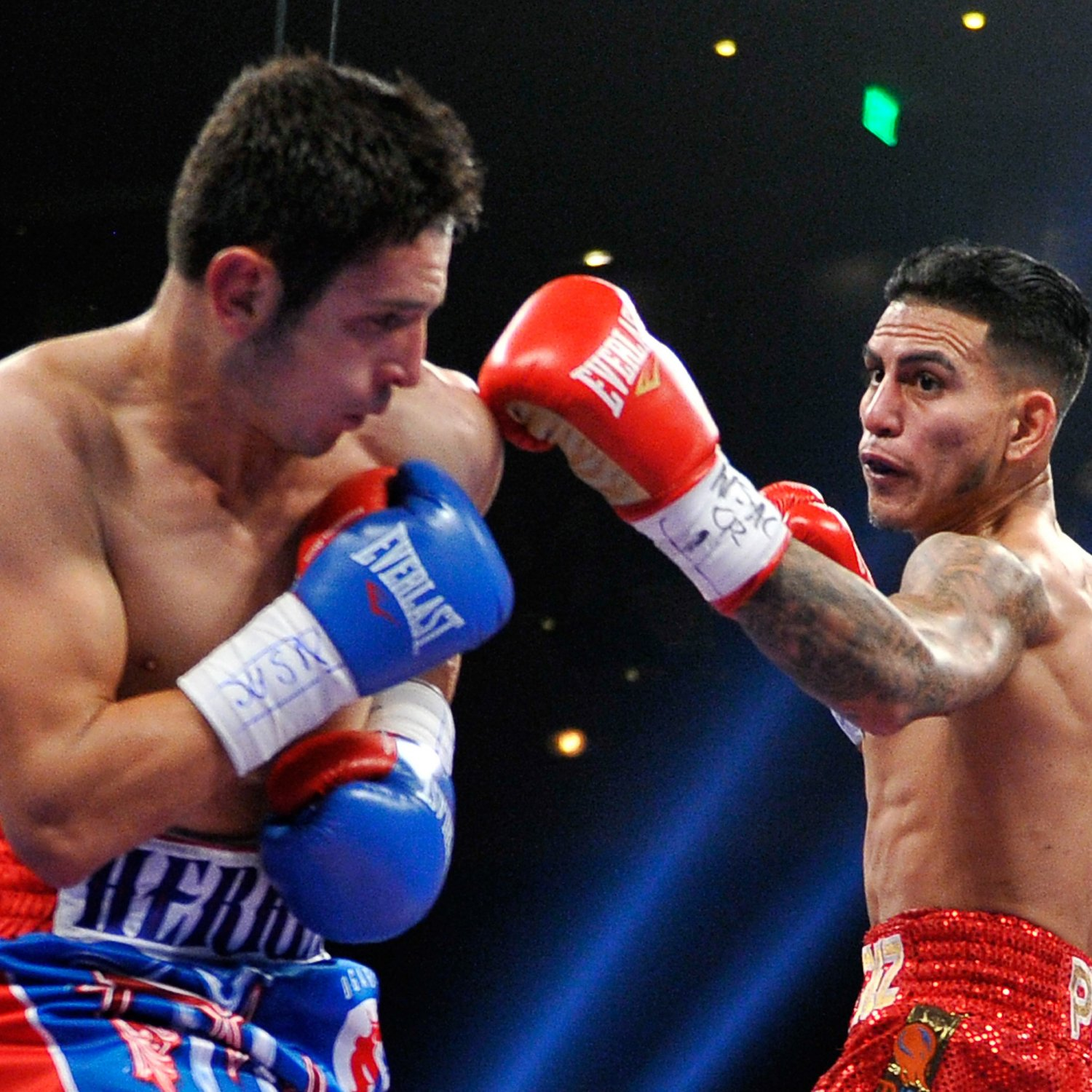 Mauricio Herrera vs. Jose Benavidez Jr.: Winner, Scorecard ...