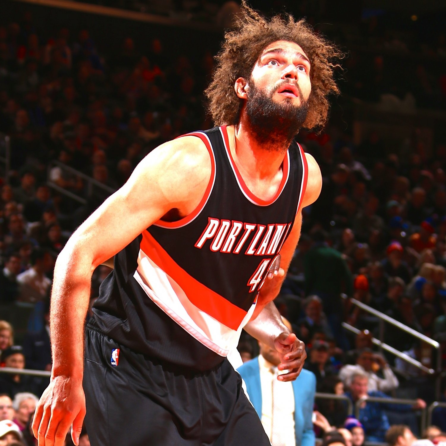 Blazers Injury Report: Robin Lopez Injury: Updates On Blazers Center's Hand And
