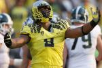 Report: Ducks DL Armstead Leaning Toward Draft