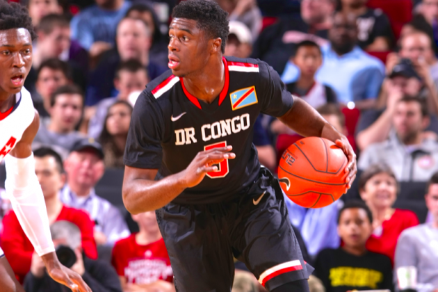 NBA Draft Expert's Notebook: Could Emmanuel Mudiay Be No. 1 Pick in 2015?
