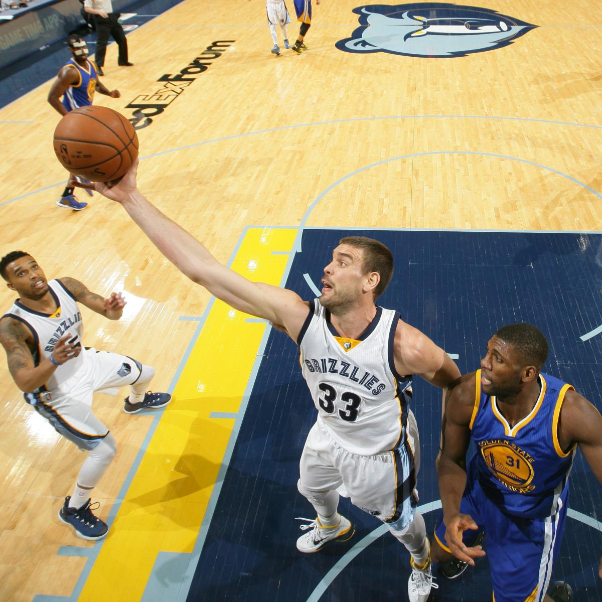 Golden State Warriors Vs. Memphis Grizzlies: Live Score