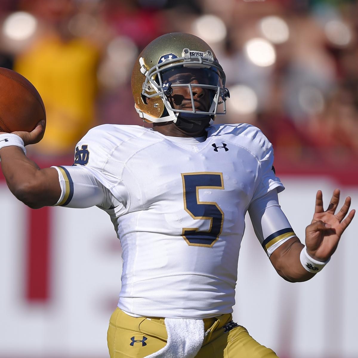 Music City Bowl Betting: Notre Dame Fighting Irish Vs. LSU