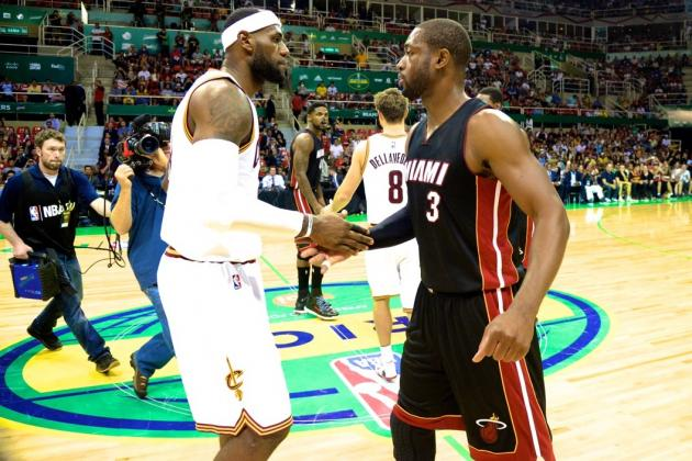 Dwyane Wade on LeBron James' Miami Return: 'I Hope Our Fans Are Appreciative'