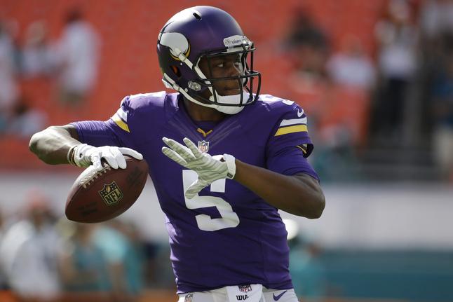 Teddy Bridgewater Emerging As NFLs Top Rookie Quarterback