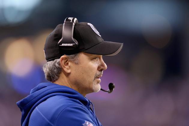 Colts' Chuck Pagano Plans to Play Starters Against Titans