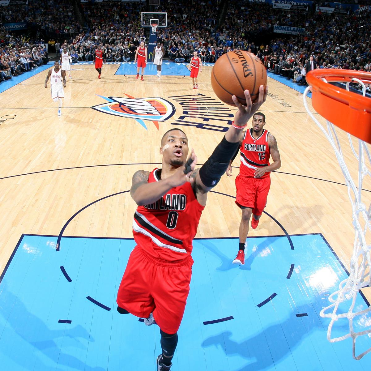 Portland Blazers Last Game: Portland Trail Blazers Vs. OKC Thunder 12/23/14: Video