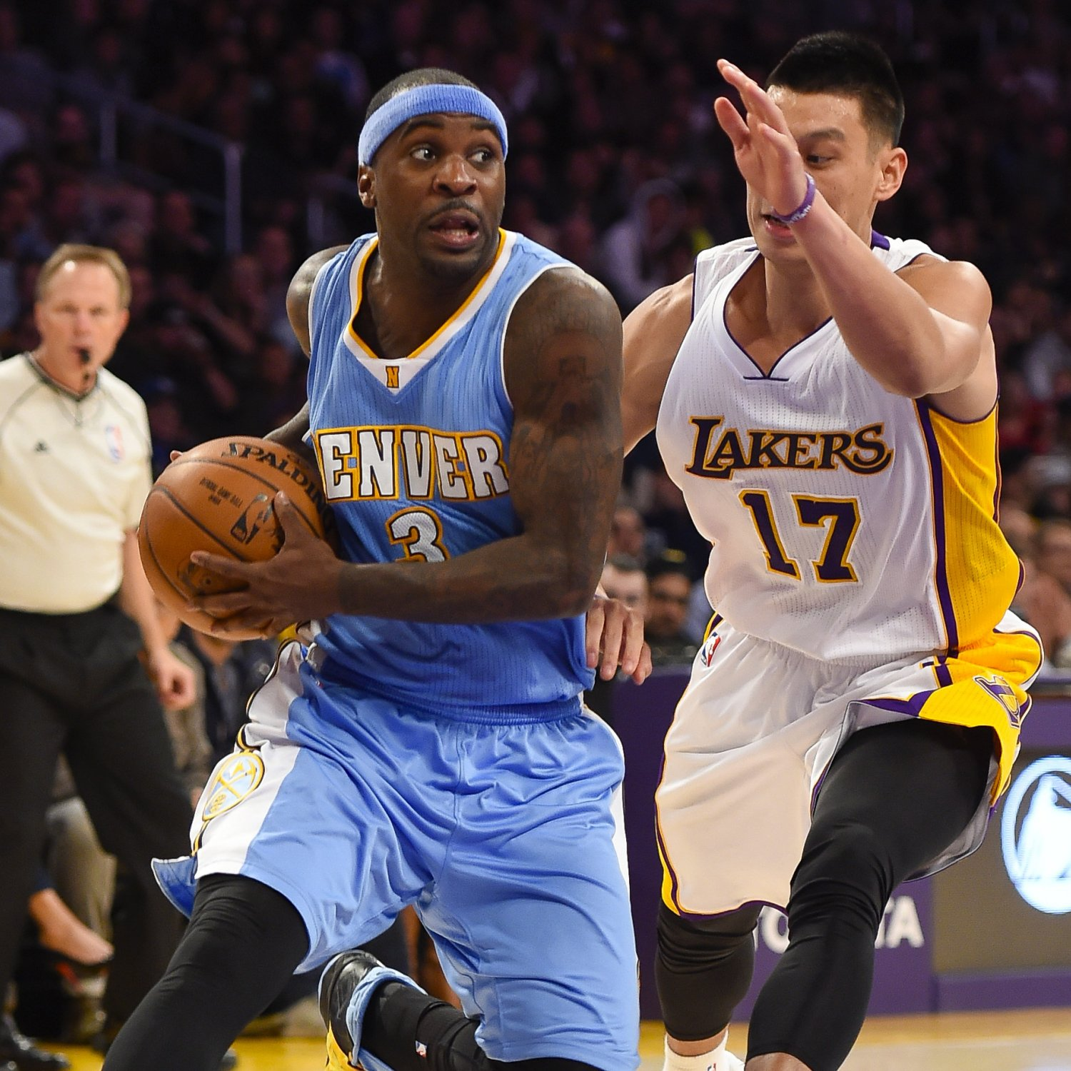 LA Lakers Vs. Denver Nuggets: Live Score, Highlights And