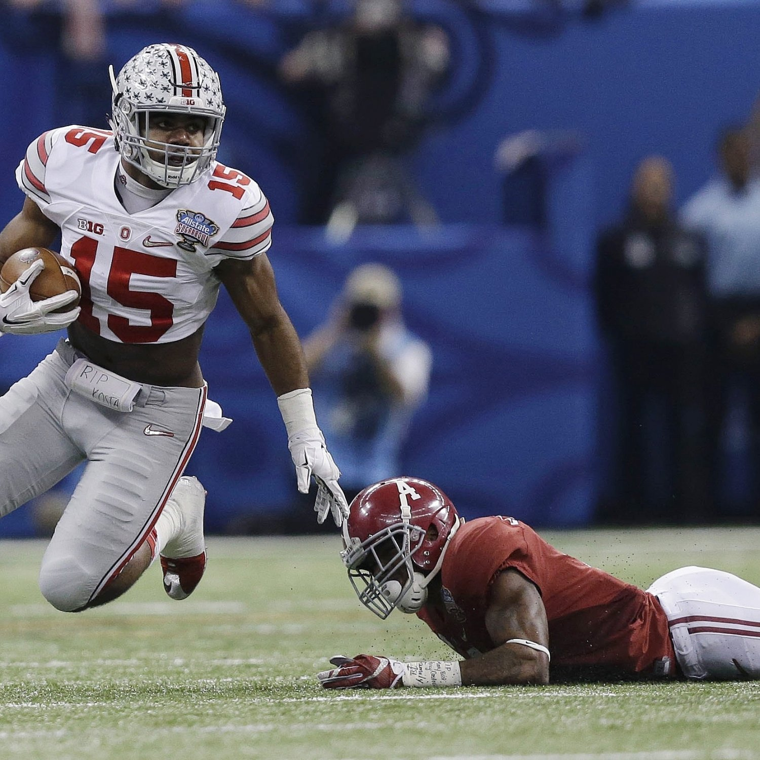 Alabama vs. Ohio State: Score and Twitter Reaction for ...
