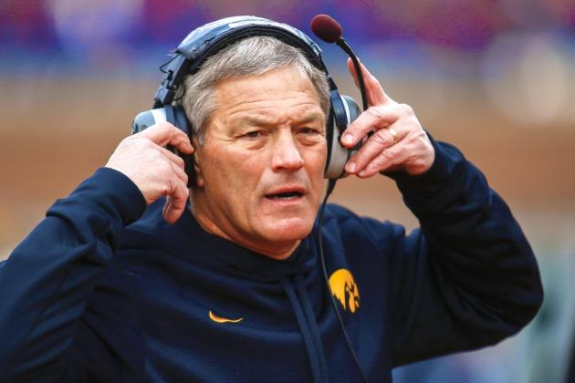 Why Iowa Should Rid Itself from Kirk Ferentz and His $13M Buyout