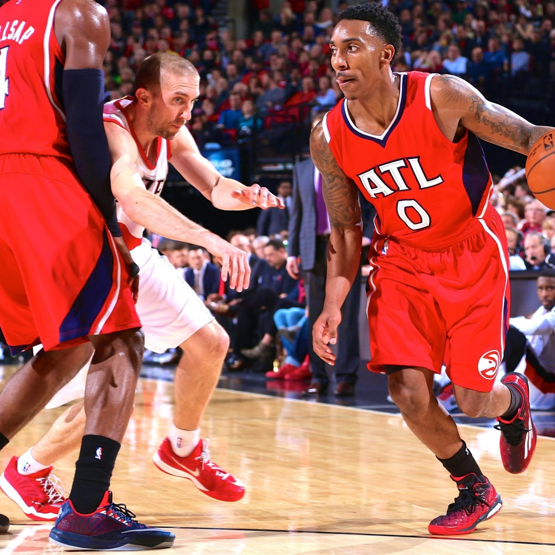 Portland Blazers Live Score: Atlanta Hawks Vs. Portland Trail Blazers: Live Score