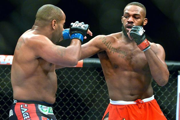 Jones vs. Cormier Results: Winner, Scorecard and Analysis from UFC 182