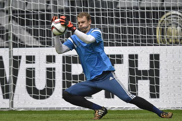 Manuel Neuer Great Saves Manuel Neuer 39 s Save Rate