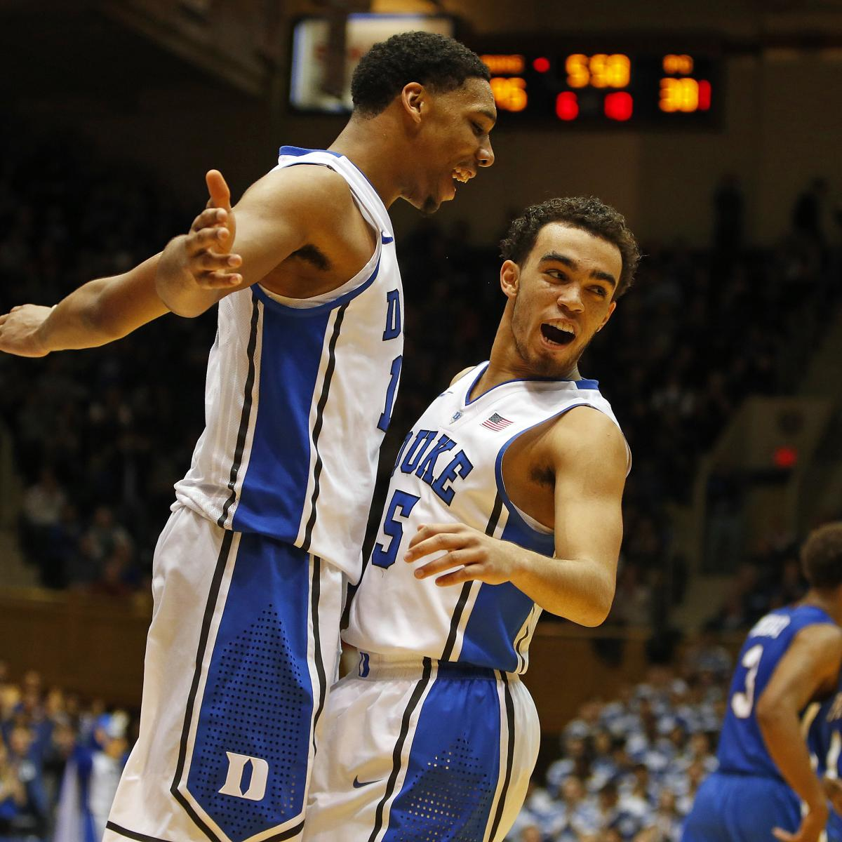 Duke Basketball Will Upcoming Road Stretch Test Blue