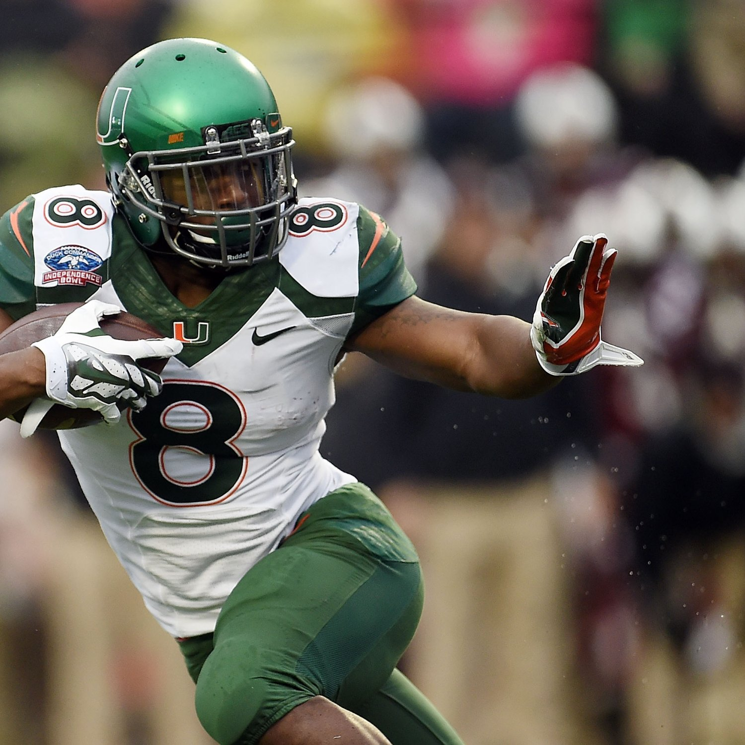 University of Miami Announces 12-Year Apparel Deal with ...