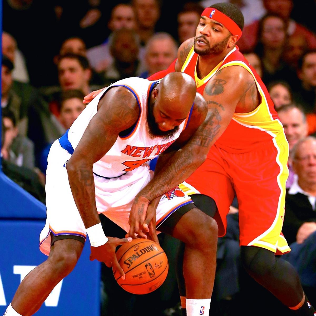 Houston Rockets Iman Shumpert: Knicks' Record Losing Streak May Be Far From Over And