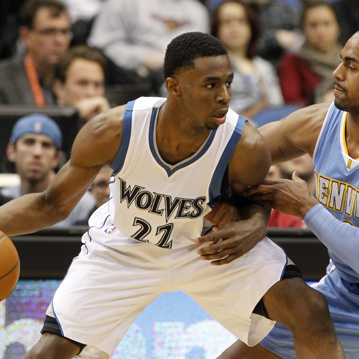 Wiggins Sets Timberwolves Rookie Record For Consecutive 20