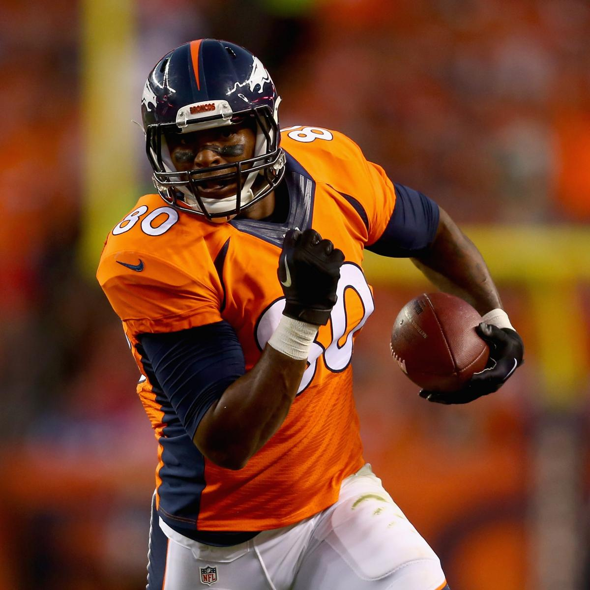 Julius Thomas: Latest News, Rumors And Speculation