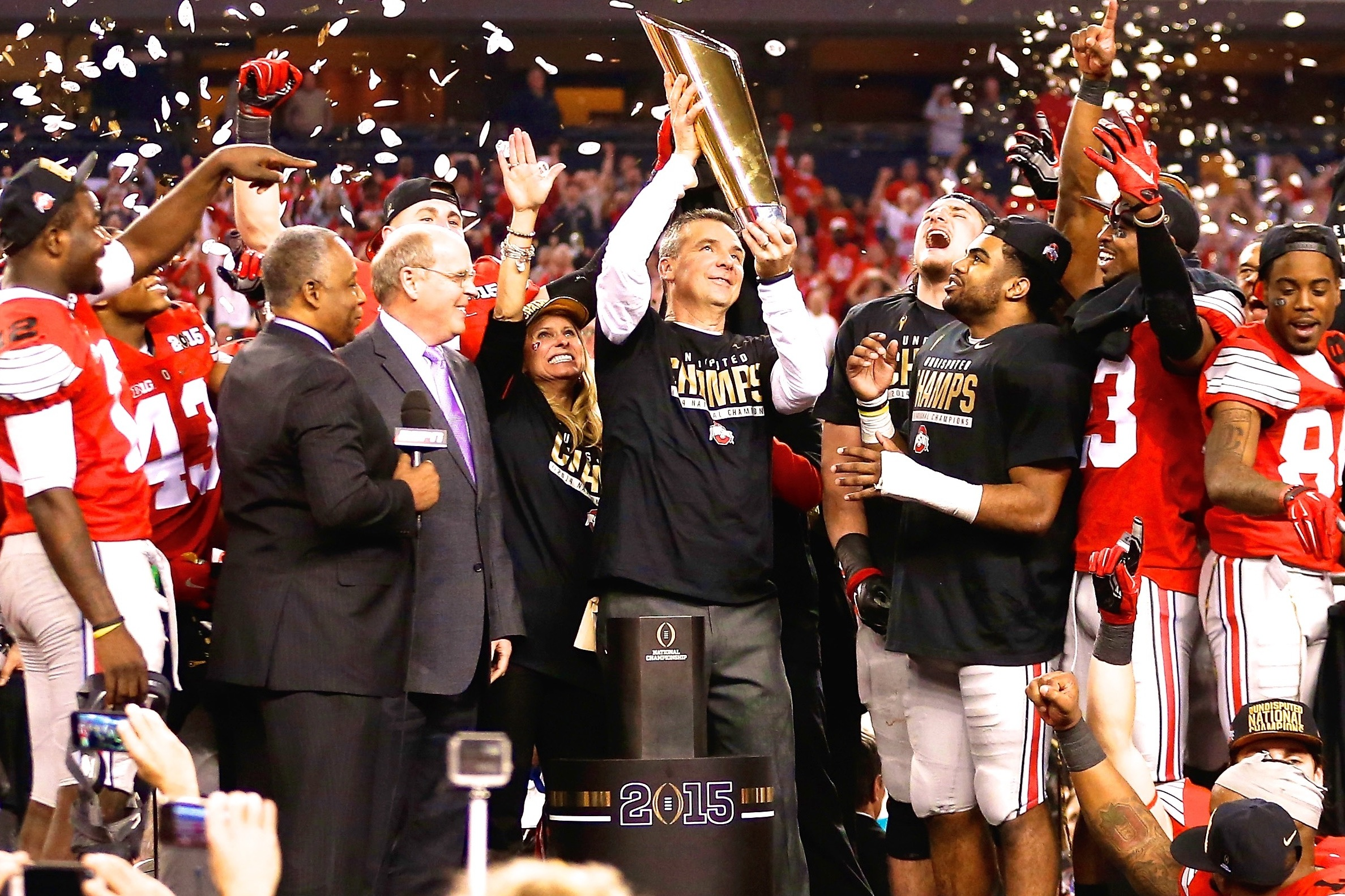 Urban Meyer, Ohio State and the Greatest Championship ...