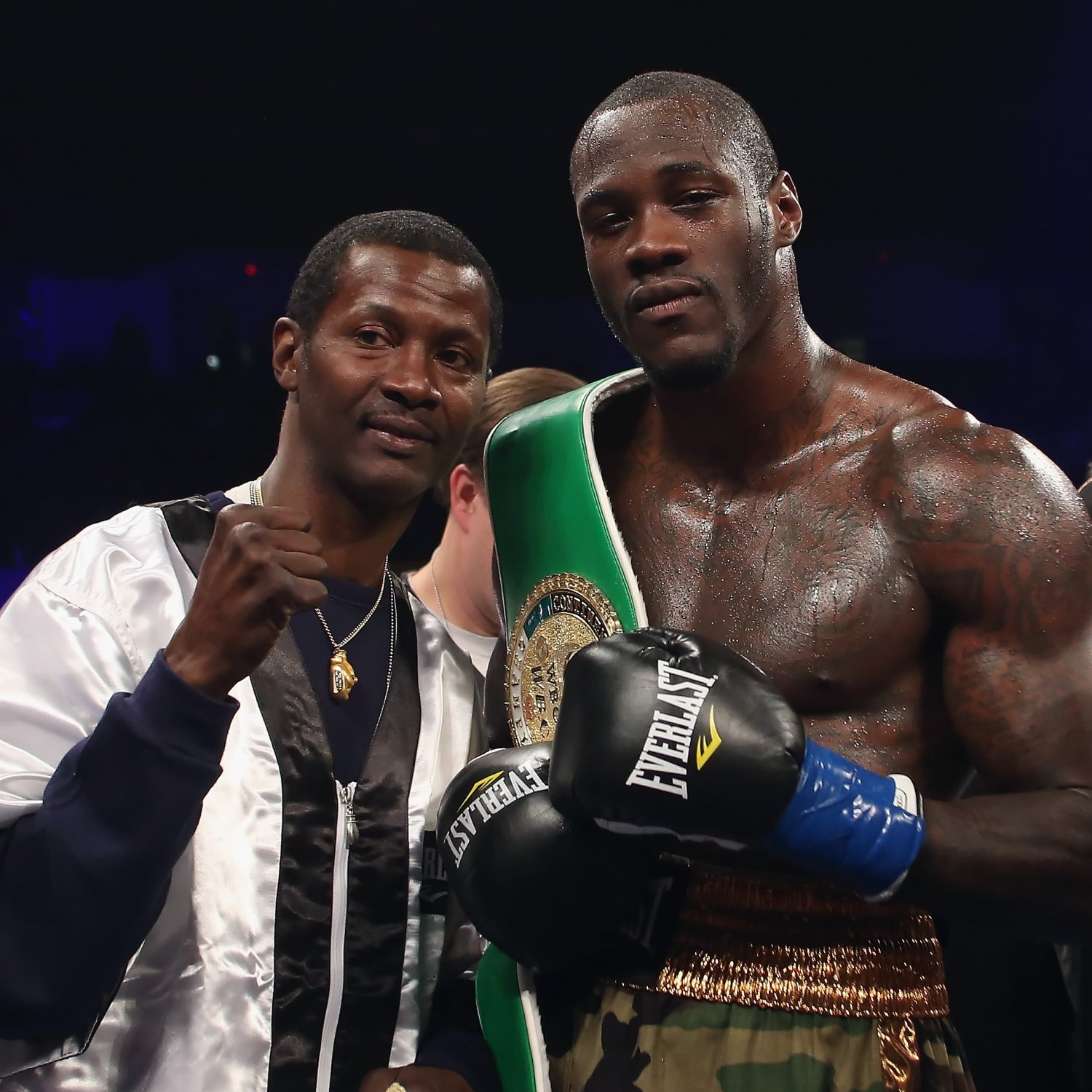 Deontay Wilder Finally Ready To Show He's The Real Deal