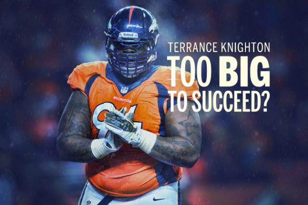 Mike Freeman's 10-Point Stance: Will Knighton's Weight Keep Him from Greatness?