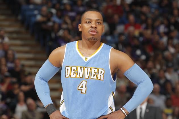 Randy Foye to Thunder: Latest Trade Details, Comments and Reaction