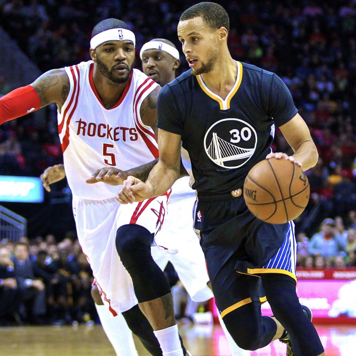 James Harden And Stephen Curry: Stephen Curry Passes James Harden In MVP Race And Other
