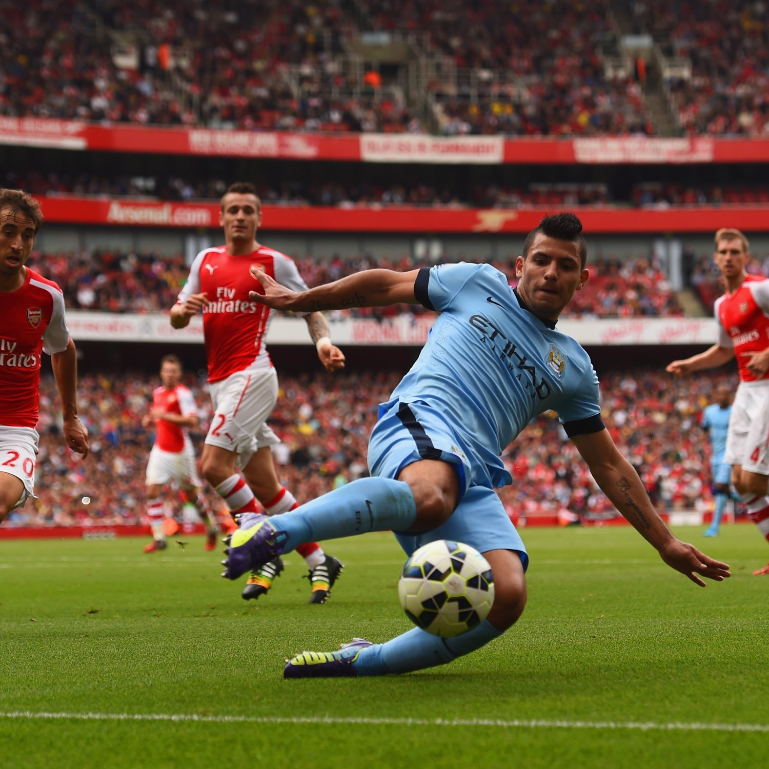 Psg Vs Manchester City Live Score Highlights From: Manchester City Vs. Arsenal: Live Score, Highlights From