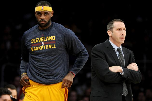 David Blatt Fired by Cavaliers: Latest Details, Comments and Reaction