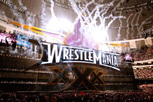 Wrestlemania 32 date