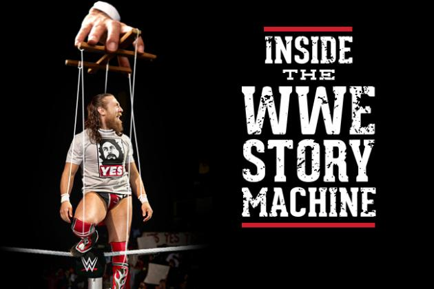 Inside WWE: An Exclusive Look at How a Pro Wrestling Story Comes to Life